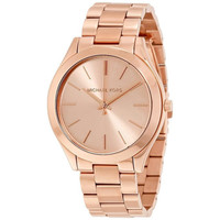 NEW Michael Kors Runway Ladies Quartz Watch - MK3197