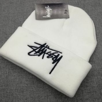 Stussy Beanies Winter Knit Hat Cap
