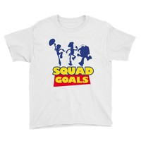 Toy Story Squad Goals Youth Tee