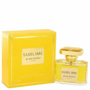 SUBLIME by Jean Patou Eau De Parfum Spray 1.6 oz (Women)