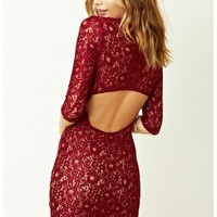 lovers+friends - Sway Lace Mini Dress