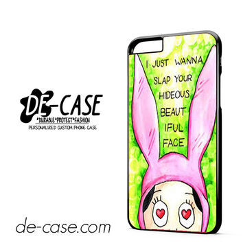 Louise Bob's Burgers Fan Art DEAL-6672 Apple Phonecase Cover For Iphone 6/ 6S Plus