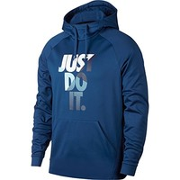 Men's Nike Therma Training 'Just Do It' Hoodie