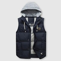 Boys & Men Dolce & Gabbana D&G Fashion Down Vest Cardigan Jacket Coat Hoodie
