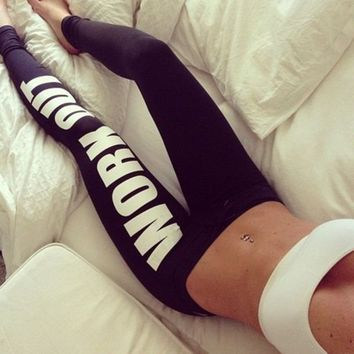 Women's Pencil Fit jeggings Workout women leggings