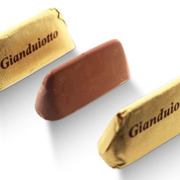 Chocolate Hazelnut Gianduja - Nut Filled, Milk - Monardo - Italy - Each