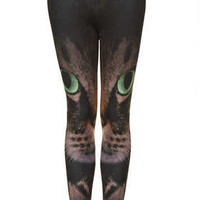Cat Face Leggings - New In This Week  - New In
