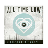 All Time Low - Future Hearts Vinyl LP Hot Topic Exclusive