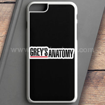 Grey'S Anatomy iPhone 6 Case | casefantasy