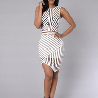 Seize the Day Dress - White