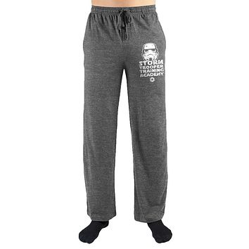 Star Wars Storm Trooper Training Academy Men's Loungewear Lounge Pants
