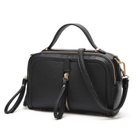 2017 New Vintage Women Shoulder Bag Brand Designer Handbags Women Messenger Bags Small Crossbody Sho