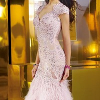 Alyce Claudine Collection 2284 Dress