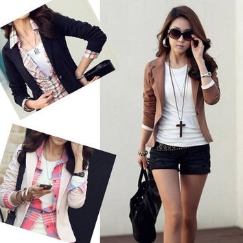 Womens Trendy Modern Stylish Blazer