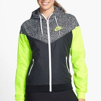 nike hooded zipper cardigan sweatshirt jacket coat windbreaker sportswear-2