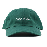Surf Is Dead Asleep Hat Forest