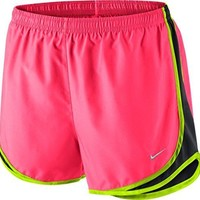 Nike Pro Women's Tempo Track Running Shorts Dri-FIT 624278-648 NWT