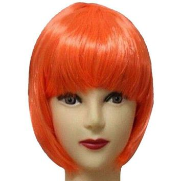 "Short ""Bob"" Style Wigs in Awesome Colors!"