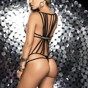 Party in the Back Lingerie Set