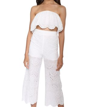 Gab & Kate Embroidered Set