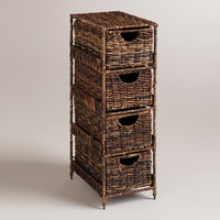 4-Drawer Madras Tower - World Market