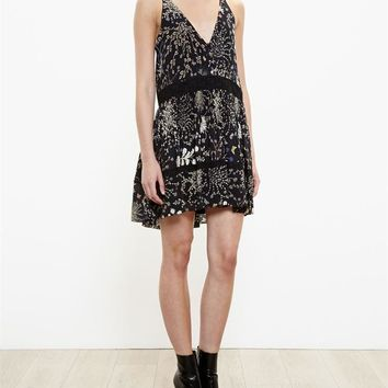 CHLOÉ | Floral Print Dress | brownsfashion.com | The Finest Edit of Luxury Fashion | Clothes, Shoes, Bags and Accessories for Men & Women