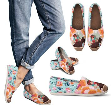 Dog Grooming Casual Shoes