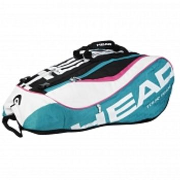 Head Tour Team Series Tennis Bags Teal
