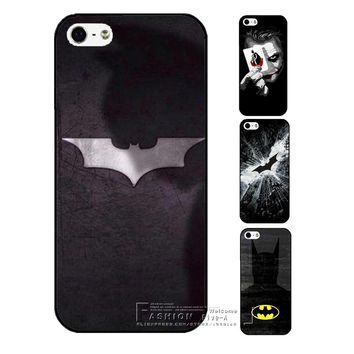 Batman Phone Case Cover For Apple iPhone 4 4S 5 5S SE 5C 6 6S 7 Plus