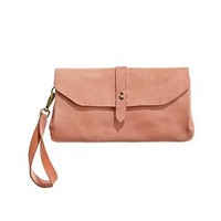 The Passenger Clutch - bags - Women's ACCESSORIES - Madewell