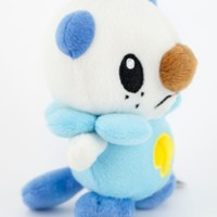 Oshawott plush Pokemon Figure|Oshawott plush Pokemon Toy & Gift|All Black & White Pokemon at PokemonZone.com