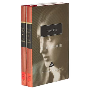 Everyman Virginia Woolf Collection, Set of 2, Non-Fiction Books