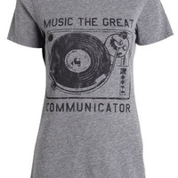 Music - Great Communicator at Alloy