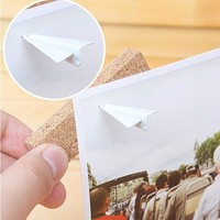 INFMETRY:: Paper Plane Push Pins - Home&Decor