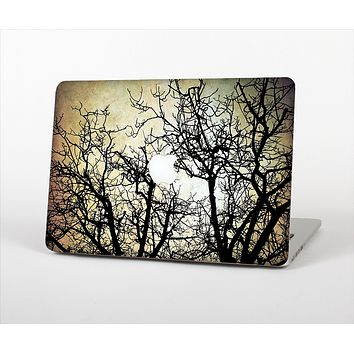 "The Dark Branches Bright Sky Skin Set for the Apple MacBook Pro 15"" with Retina Display"