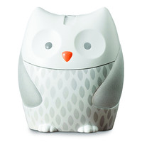 Skip Hop Moonlight and Melodies Baby Nightlight Soother Projector, Owl