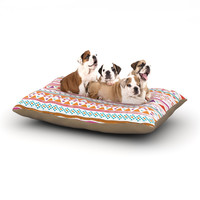 "Nika Martinez ""Native Bandana"" Dog Bed"