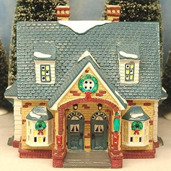 Department 56 - Snow Village - Double Bungalow (Retired)