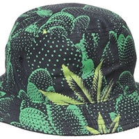 Quiksilver Men's Urban Warrior Bucket Hat, Jadesheen, Large/X-Large