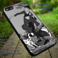 Couple with Their Dogs iPhone 6s 6 6s+ 5c 5s 4 Cases Samsung Galaxy s5 s6 Edge+ NOTE 5 4 3 #cartoon #animated #disney #Dalmatians DOP616