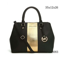 MICHAEL KORS MK Women Shopping Leather Handbag Tote Satchel Shoulder Bag G-LLBPFSH