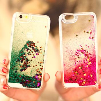 Bling Bling Liquids Case for iPhone