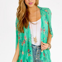 Floral Affair Top $32