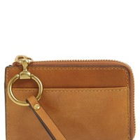 Frye Small Ilana Harness Leather Zip Wallet | Nordstrom
