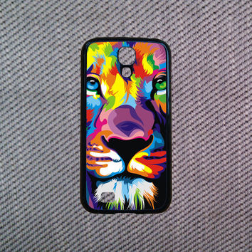 Lion,Samsung Galaxy S5 Active case,Samsung Galaxy S4 mini case,Samsung Galaxy S3 mini case,Samsung Galaxy S4 case,Samsung Galaxy S5 case.