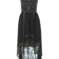 INSPIRED BY Black Bead Dress - View All  - Dresses
