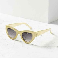 Laguna Retro Cat-Eye Sunglasses