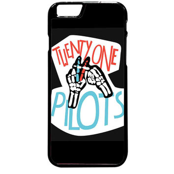 twenty one pilots 2 For iPhone 6 Plus Case *ST*