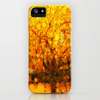 :: It Was All Yellow :: iPhone & iPod Case by GaleStorm Artworks