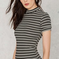 After Party Vintage Joan Striped Tee